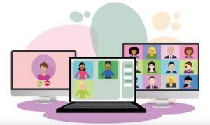 reunión online